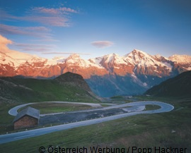 Austrien Alps-Europe Motorcycle Tours