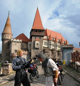 Eastern Europe motorcycle tour