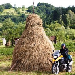 100 % Biker Magazine-Nik Simson