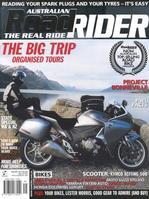 Austalian Road Rider -Motorcycles Tours in Romania