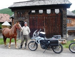 Motorcycle Tours in Eastern Europe