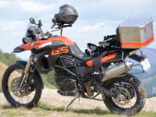 F800gs Motorbike Rental Bmw Romania Transylvania Europa